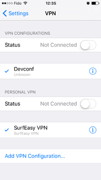 VPN server for remote clients using IKEv1 XAUTH with PSK